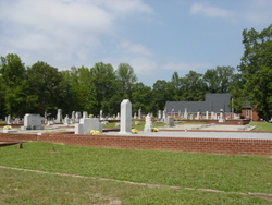Concord United Methodist Church Cemetery