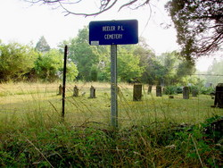 Pryor Lee Beeler Cemetery