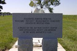 Pancake-Richey-Reidenbach Cemetery