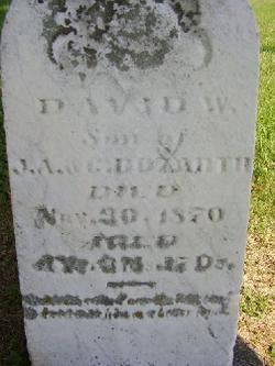 David W Bozarth