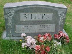 Luther Billips, Sr