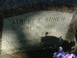 Albert E Bunch
