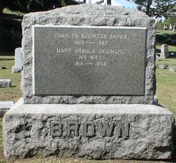 Mary Ursula <I>Skidmore</I> Brown
