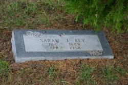 Sarah Jane <I>Andrews</I> Key
