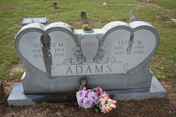 Thomas M. Adams