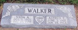 """Alfred Eugene """"Mike"""" Walker"""