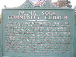 Palma Sola Cemetery