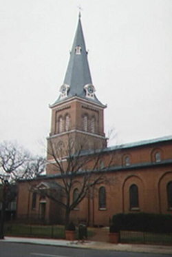 Saint Anne's Churchyard