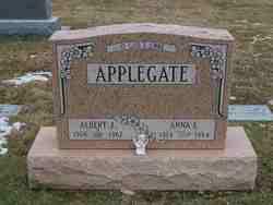 Albert Jehu Applegate