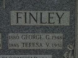 George Gebbie Finley