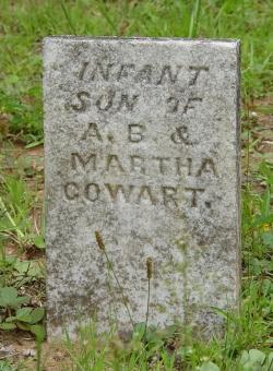 Infant Cowart