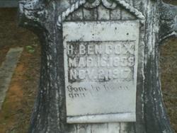 Henry Benjamin Cox