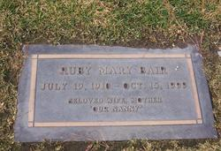 Ruby Mary Bair