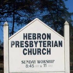 Hebron Presbyterian Church Cemetery