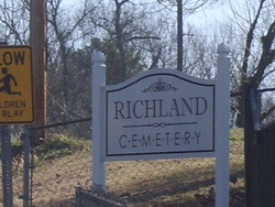 Mouth of Richland Cemetery