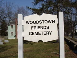 Woodstown Friends Burial Ground