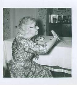 Marion Elizabeth <I>Heisner</I> Baird