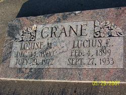 Lucius Ethelbert Crane