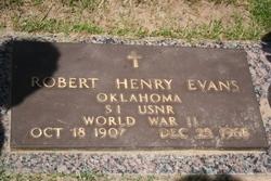 Robert Henry Evans