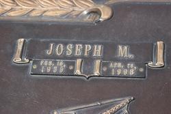 Joseph Maurice Evans