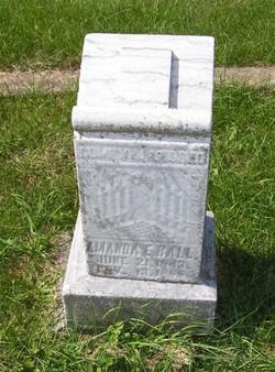 Amanda E Ball