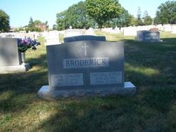 Thelma M <I>Doyle</I> Broderick