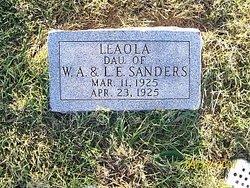 Leaola Sanders