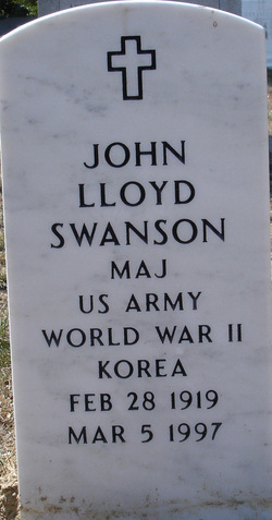 John Lloyd Swanson