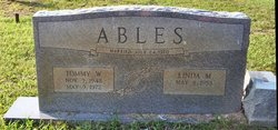 Tommy W. Ables
