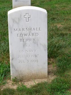 Marshall Edward Berry
