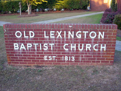 Old Lexington Baptist Church Cemetery