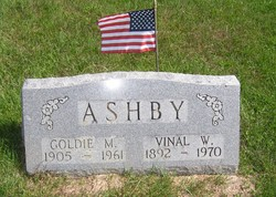 Goldie May <I>Hile</I> Ashby