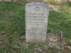 Corporal Edward Lawrence Edwards