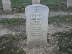 MSgt Charles Arthur Adams
