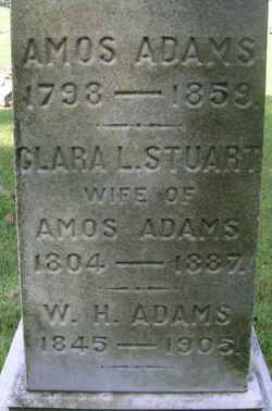 """William H """"W.H."""" Adams"""