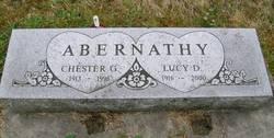 Lucy D. <I>Stanly</I> Abernathy