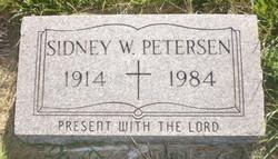 Sidney W. Petersen