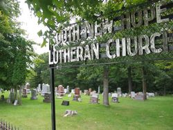 South New Hope Cemetery