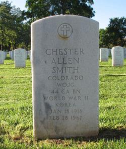 Chester Allen Smith