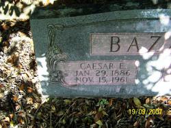 Ceasar E. Bazar