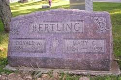 Donald A. Bertling