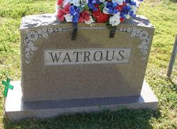 Floyd M Watrous