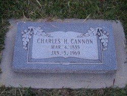 "Charles Hendrich ""Chick"" Cannon"
