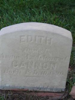 Edith Cannon