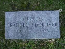 Frances Pearson Dolliver