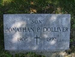 Jonathan P Dolliver