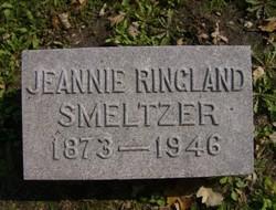 Jeannie Welles <I>Ringland</I> Smeltzer