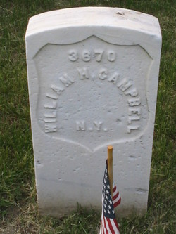 Pvt William Henry Campbell