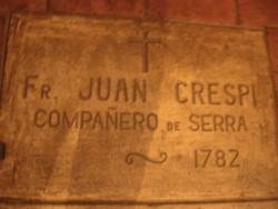 Fr Juan Crespi