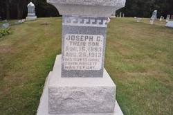 Joseph Gladden Ellis